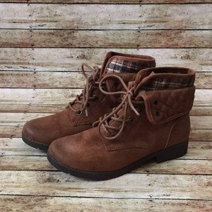 Arizona Jean Co Lace Up Boots